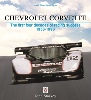 Chevrolet Corvette The first four decades of racing success, 1956-1996