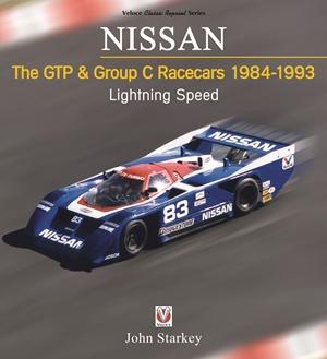 Nissan - The GTP & Group C Racecars 1984-1993