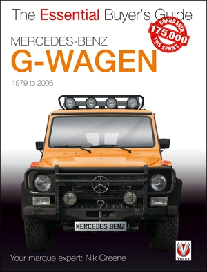 Mercedes-Benz G-Wagen 1979 to 2006: All models, including AMG specials, 1979 to 2006