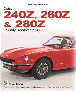 Datsun 240Z, 260Z & 280Z