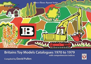 Britains Toy Models Catalogues 1970 to 1979
