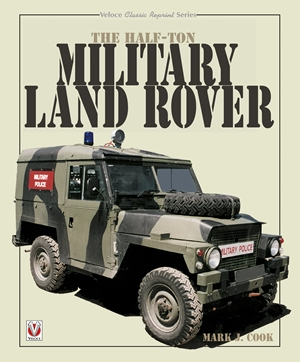 The Half-ton Military Land Rover
