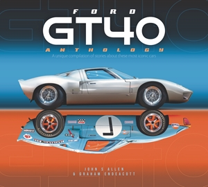 Ford GT40 Anthology