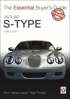 Jaguar S-Type 1999 to 2007