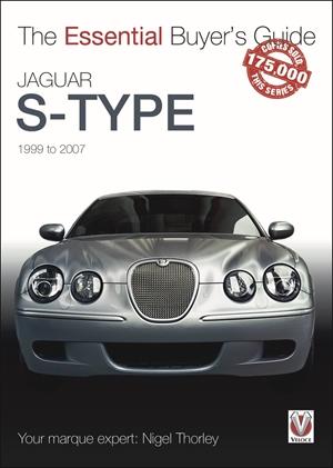 Jaguar S-Type 1999 to 2007