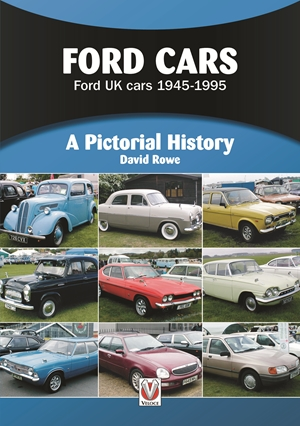 Ford Cars Ford UK cars 1945-1995