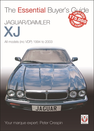 Jaguar/Daimler XJ All models (inc VDP) 1994 to 2003