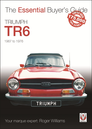 Triumph TR6 1967 to 1976