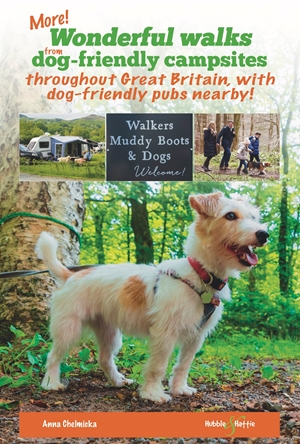 More wonderful walks from dog-friendly campsites throughout the UK ...