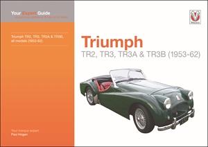 Triumph TR2, TR3, TR3A & TR3B