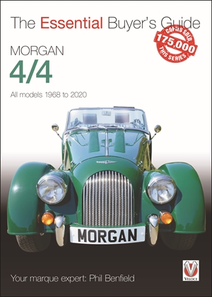 Morgan 4/4 All models 1968-2020