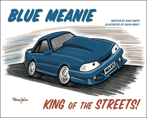 Blue Meanie King of the Streets