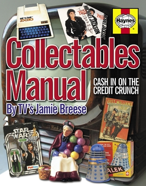 Collectables Manual Cash in on the Credit Crunch