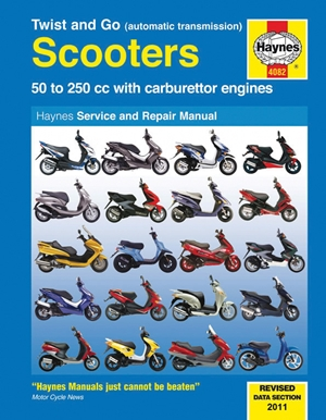 Twist and Go Scooters