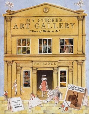 My Sticker Art Gallery: A Tour of Western Art