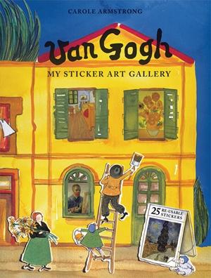 My Sticker Art Gallery: Van Gogh