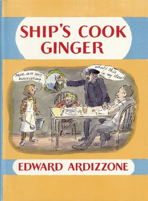 Ship's Cook Ginger