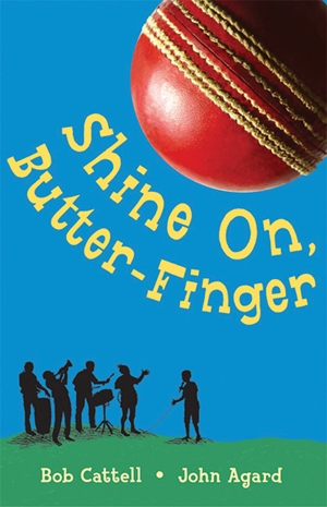 Shine on Butter-Finger