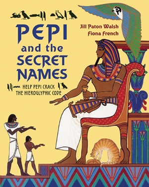 Pepi and the Secret Names