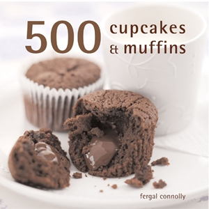 500 Cupcakes and Muffins