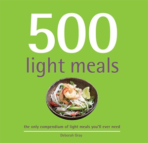 500 Light Meals