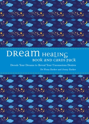 Dream Healing Book and Card Pack