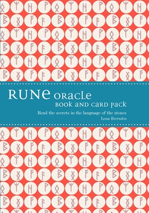 Rune Oracle book and cards pack