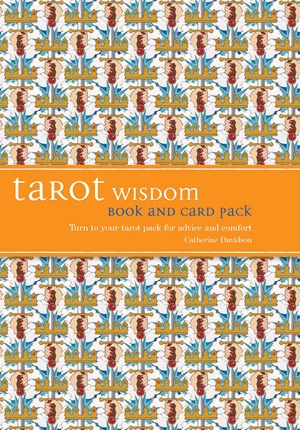 Tarot Wisdom book and cards pack