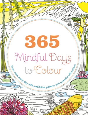 365 Mindful Days to Colour