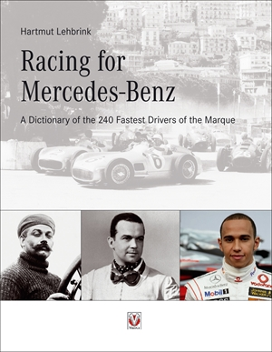 Racing for Mercedes-Benz