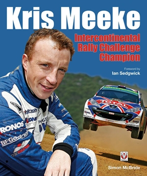 Kris Meeke Intercontinental Rally Challenge Champion