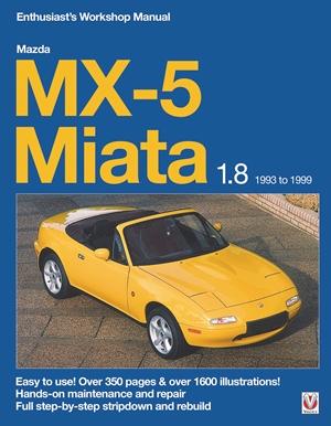 Mazda MX-5 Miata 1.8 1993 to 1999