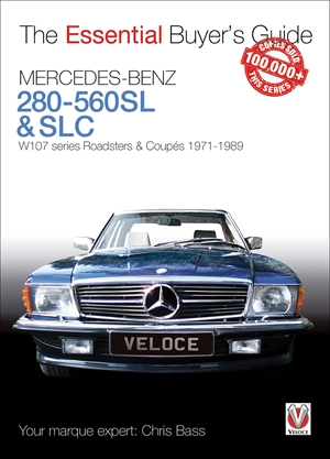 Mercedes-Benz 280-560SL & SLC