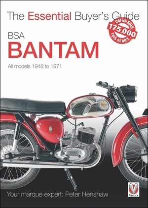 BSA Bantam  The Essential Buyer's Guide