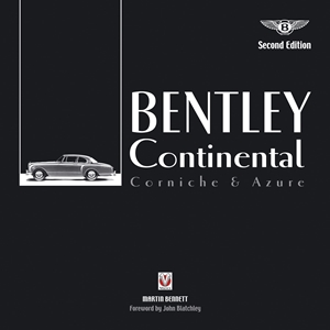 Bentley Continental  Corniche & Azure Second Edition