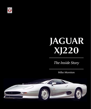 Jaguar XJ220 The Inside Story