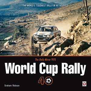 The Daily Mirror World Cup Rally 40
