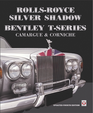 Rolls Royce Silver Shadow - Bentley T-Series, Camargue & Corniche