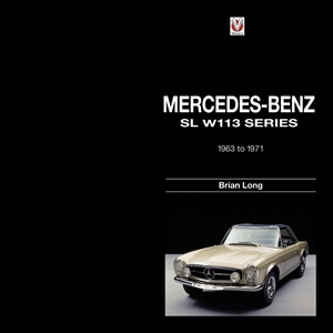 Mercedes-Benz SL W113 Series
