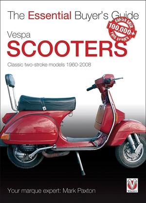 Vespa Scooters Classic 2-stroke models 1960-2008
