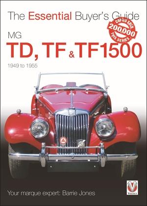 MG TD, TF & TF1500