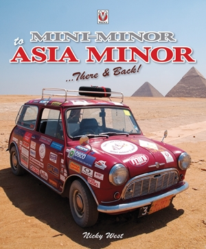 Mini Minor to Asia Minor