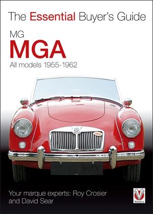 MG/MGA All Models 1955-1962