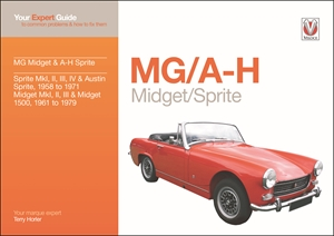 MG/A-H Midget/Sprite  Your Expert Guide to Common Problems & How to Fix Them