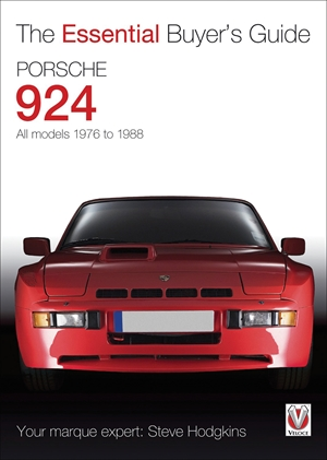 Porsche 924  All Models 1976 to 1988
