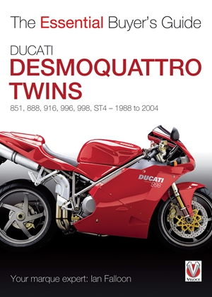 Ducati Desmoquattro Twins