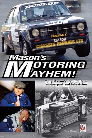 Mason's Motoring Mayhem!