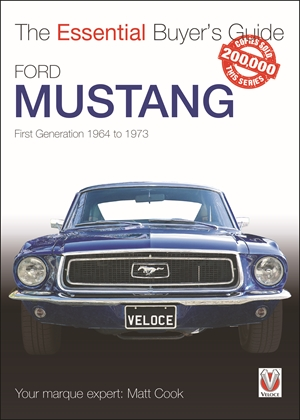 Ford Mustang  First Generation 1964 to 1973