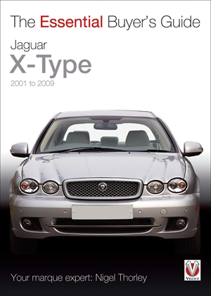Jaguar X-Type  2001 to 2009