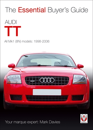 Audi TT All Mk1 (8N) models: 1998-2006